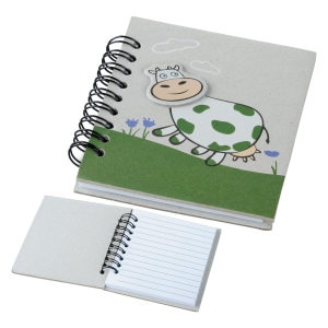 Notes 87x97/50k linia Funny Cow R73822